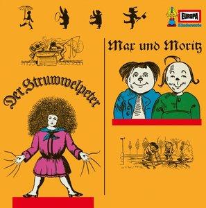 34/Der Struwwelpeter & Max und Moritz