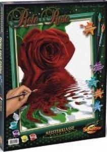Schipper Malen nach Zahlen - Rote Rose