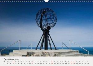 Auf dem Weg zum Nordkap (Wandkalender 2016 DIN A3 quer)