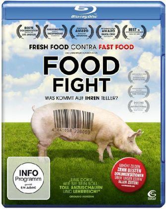 Food Fight - Was kommt auf Ihren Teller? - zum Schließen ins Bild klicken