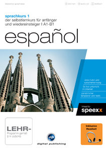Sprachkurs 1 Español + Headset