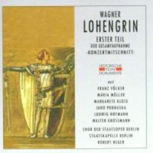 Lohengrin (Erster Teil)