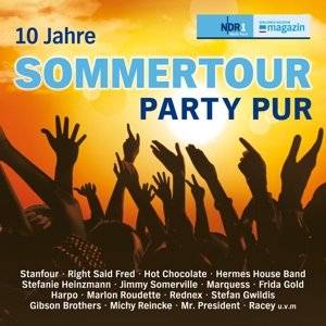 NDR 1 Welle Nord - 10 Jahre Sommertour