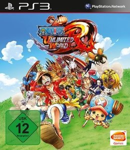 One Piece Unlimited World Red - Strohhut-Edition