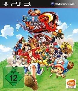 One Piece Unlimited World Red - Strohhut-Edition