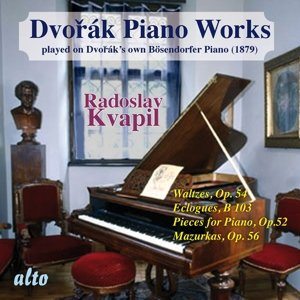 Dvorak Piano Works