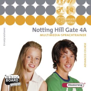 Notting Hill Gate 4 A. CD-ROM Multimedia-Sprachtrainer