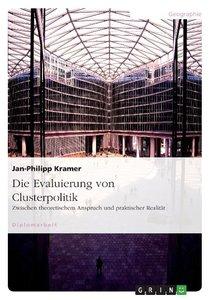 Die Evaluierung von Clusterpolitik