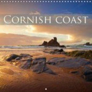 Cornish coast (Wall Calendar 2015 300 × 300 mm Square)