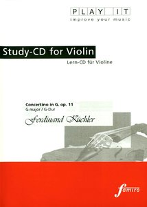Concertino in G, op. 11, G-Dur