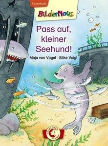 Pass auf, kleiner Seehund!