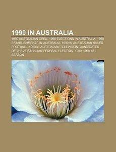 1990 in Australia