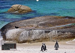 SÜDAFRIKA - Landschaften der Extreme (Wandkalender 2016 DIN A2 q