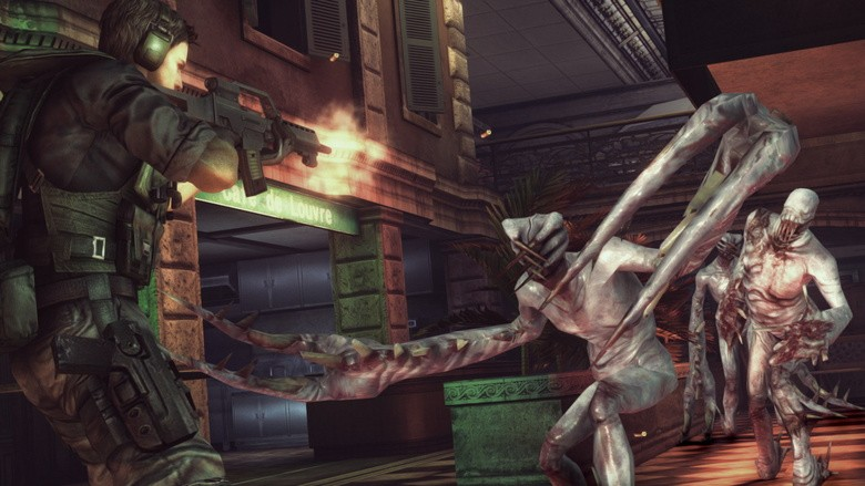 Resident Evil - Revelations - zum Schließen ins Bild klicken