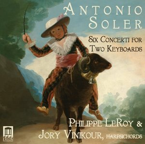 6 Concerti for 2 Keyboards