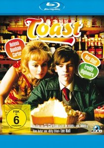 Toast-Blu-ray Disc