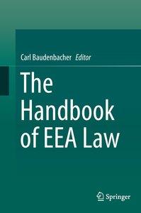 Handbook of EEA Law