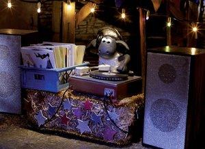 Shaun das Schaf 03. Disco in der Scheune