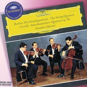 Streichquartette 1-3/12 Op.96