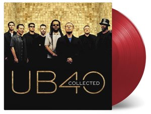 Collected (Limited Red Red Wine Vinyl)