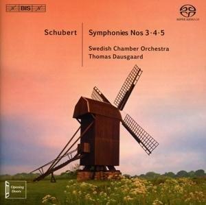 Sinfonien 3 bis 5