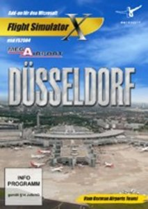 Flight Simulator X - Mega Airport Düsseldorf