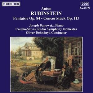 Fantasie op.84/Konzertstück