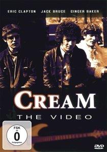 Cream-The Video