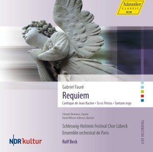 Requiem/Cantique de Jean Racine