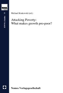 Attacking Poverty: What makes growth pro-poor?