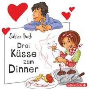DREI KÜSSE ZUM DINNER