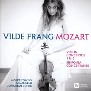Violinkonzerte 1 & 5/Sinfonia concertante