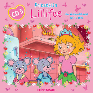 05: Prinzessin Lillifee-Das Hörspiel Zur TV-Serie