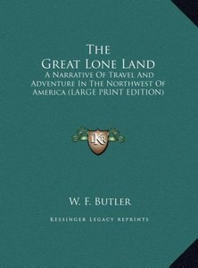 The Great Lone Land
