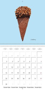 Absolutely Edible (Wall Calendar 2015 300 × 300 mm Square)