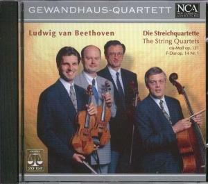 Streichquartette op.131 & op.14,1