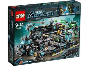 Lego Agents 70165 - Ultra Agenten Hauptquartier