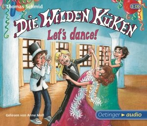 Die Wilden Küken. Let's dance! (3 CD)