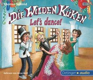 Die Wilden Küken. Let's dance! (3 CD)