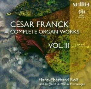Sämtliche Orgelwerke Vol.3