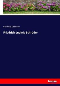 Friedrich Ludwig Schröder