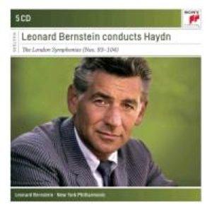 Leonard Bernstein conducts Haydn Symphonies