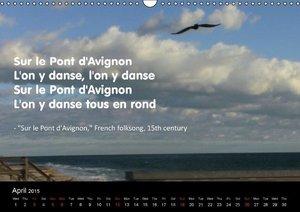 UNQUOTE Calendar (Wall Calendar 2015 DIN A3 Landscape)