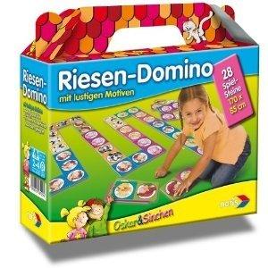O + S - Riesen Domino