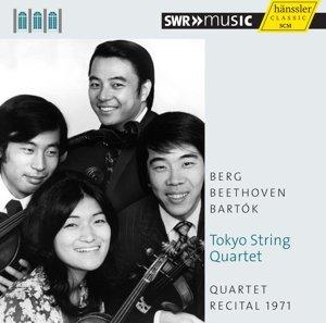 Quartet Recital 1971
