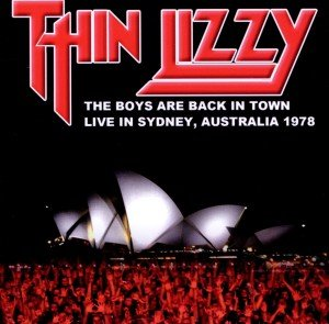 The Boys Are Back in Town-Live Australia 1978