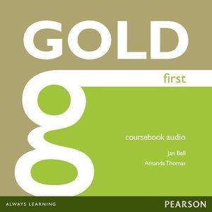 Gold First Class Audio CDs