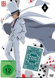 Magic Kaito: Kid the Phantom Thief - DVD 4
