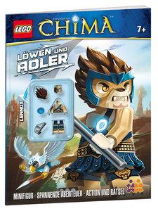 LEGO Legends of Chima. Löwen und Adler