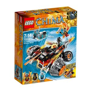 Lego 70222 - Legends of Chima: Tormaks Schattenwerfer
